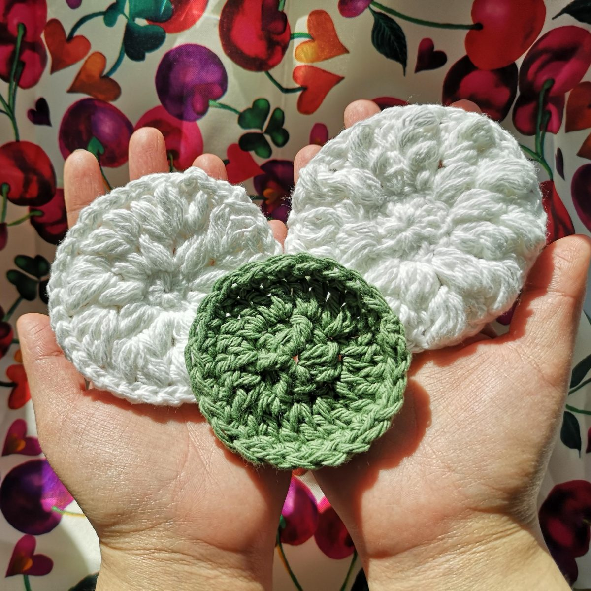 DIY Cotton Rounds